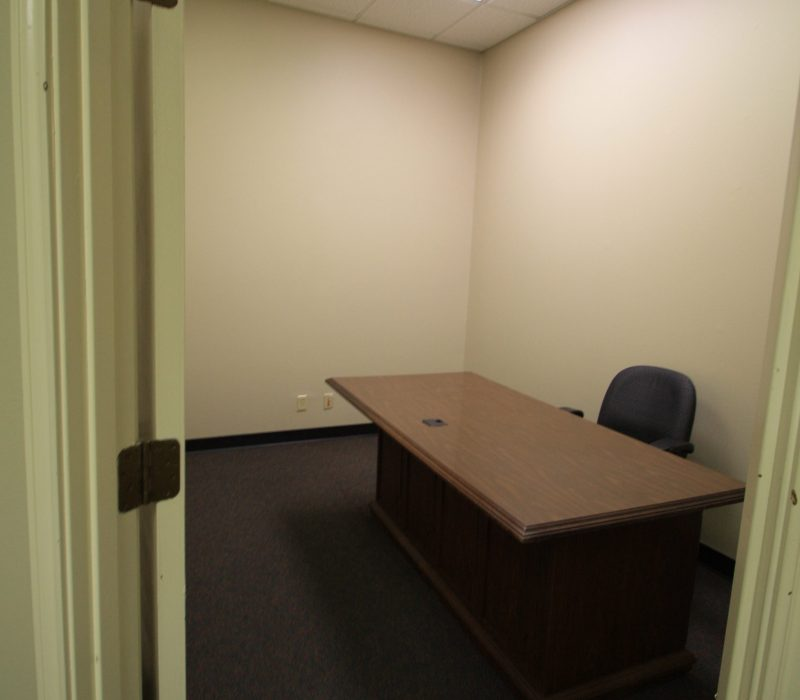 OIB Plaza Suite 121 Single Office
